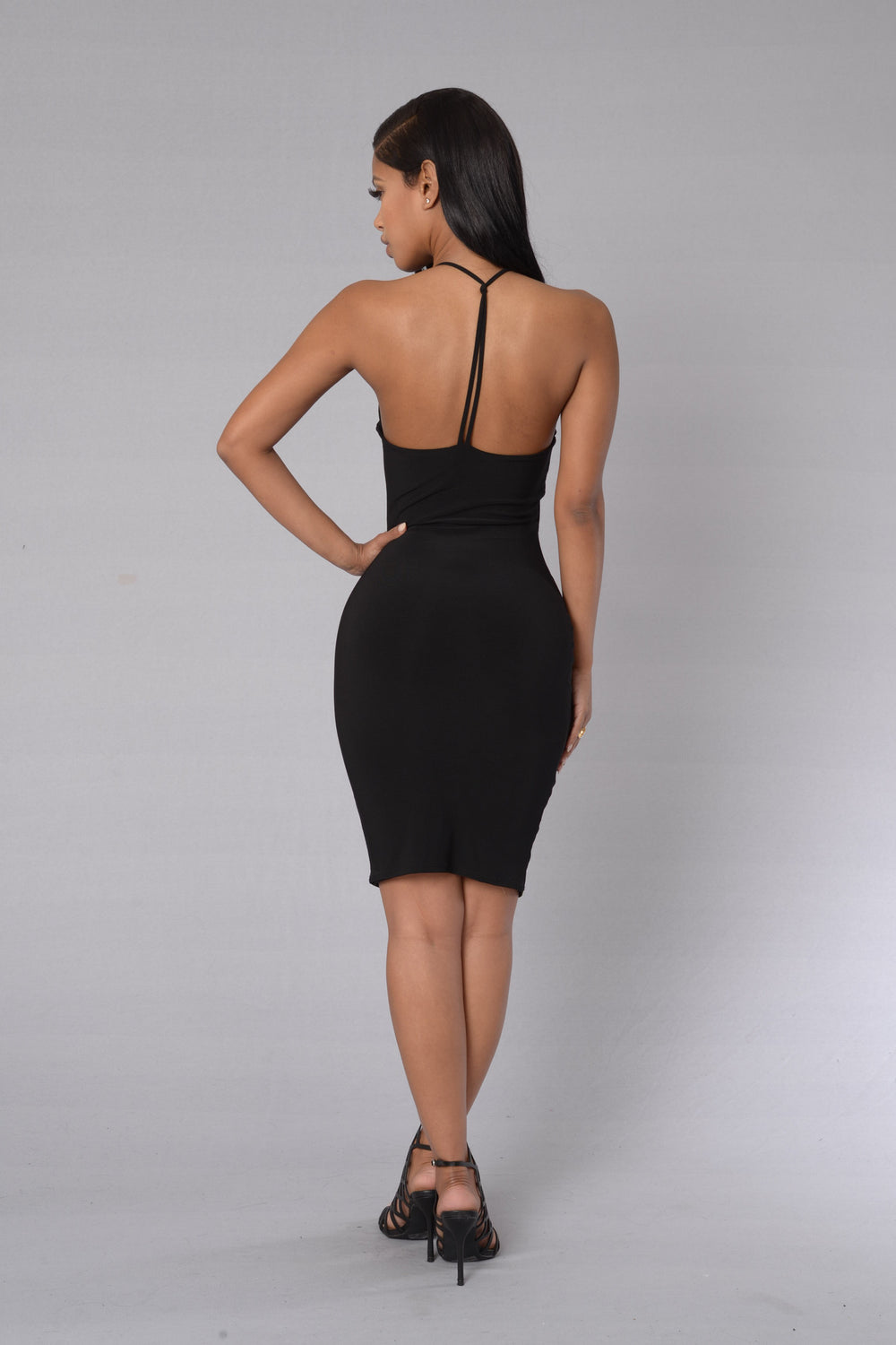 Lazy Love Dress - Black