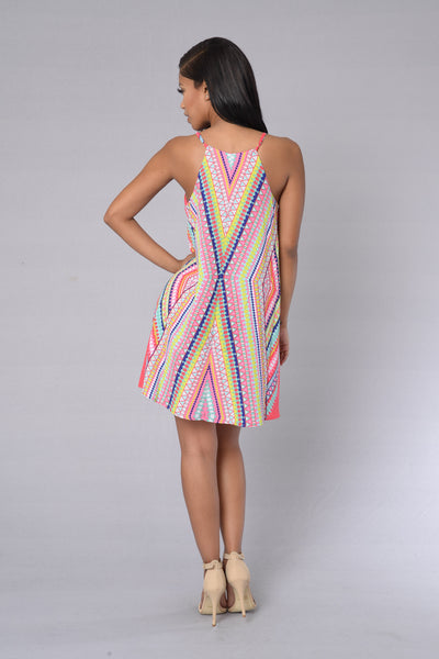 Life Of Colors Dress