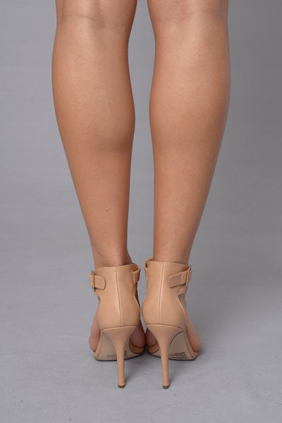Basic Instinct Heel - Natural