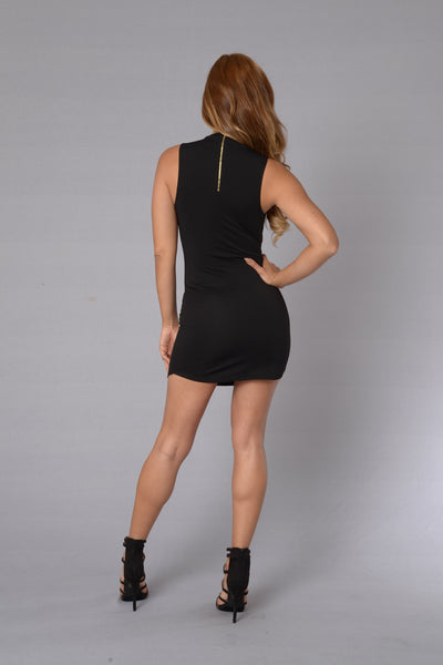 Noemi Dress - Black