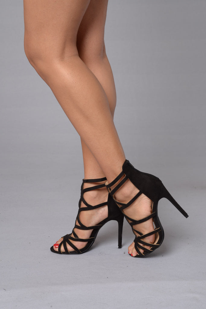 Irreplaceable Heel - Black