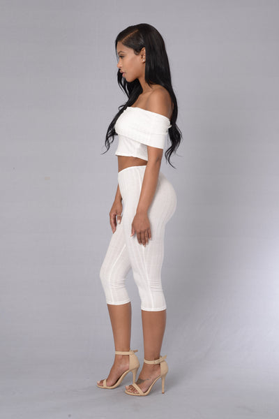 Kae Bae Top - White