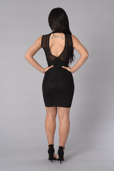 Suspense Dress
