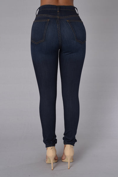 Game Changer Jeans - Dark