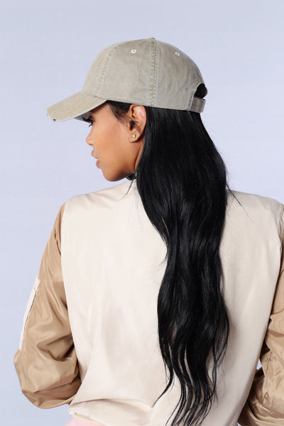 Destroyer Cap - Olive