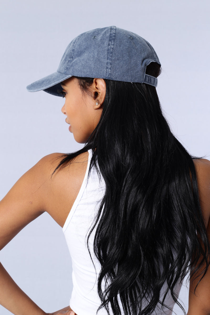 Low Profile Cap - Denim