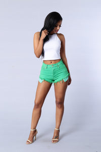 Primary Shorts - Green