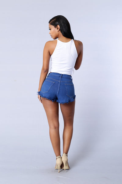 Primary Shorts - Blue