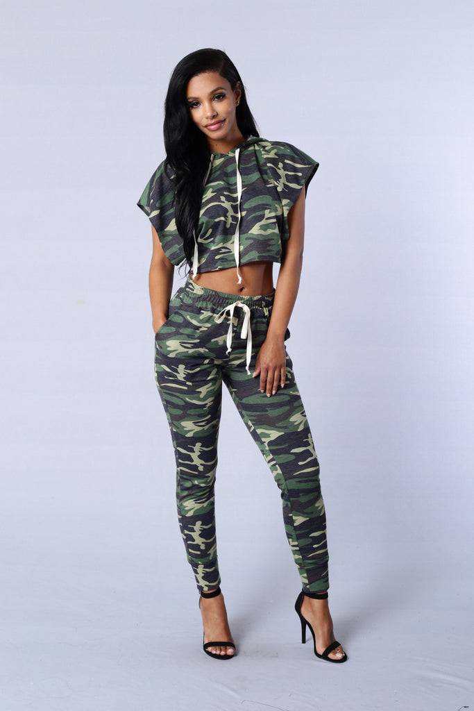 Stay Out of Sight Pants - Camo