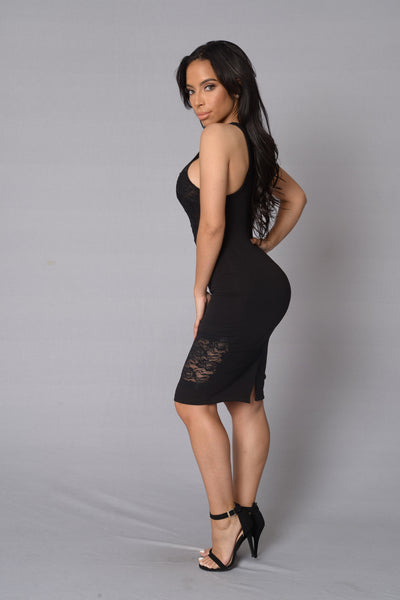 Darlene Dress - Black