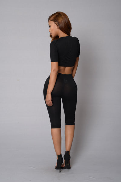 Your Woman Crush Top - Black