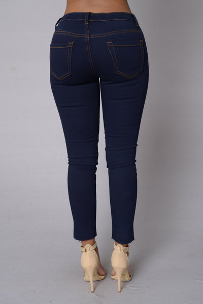 Moonwalk Jeans - Blue