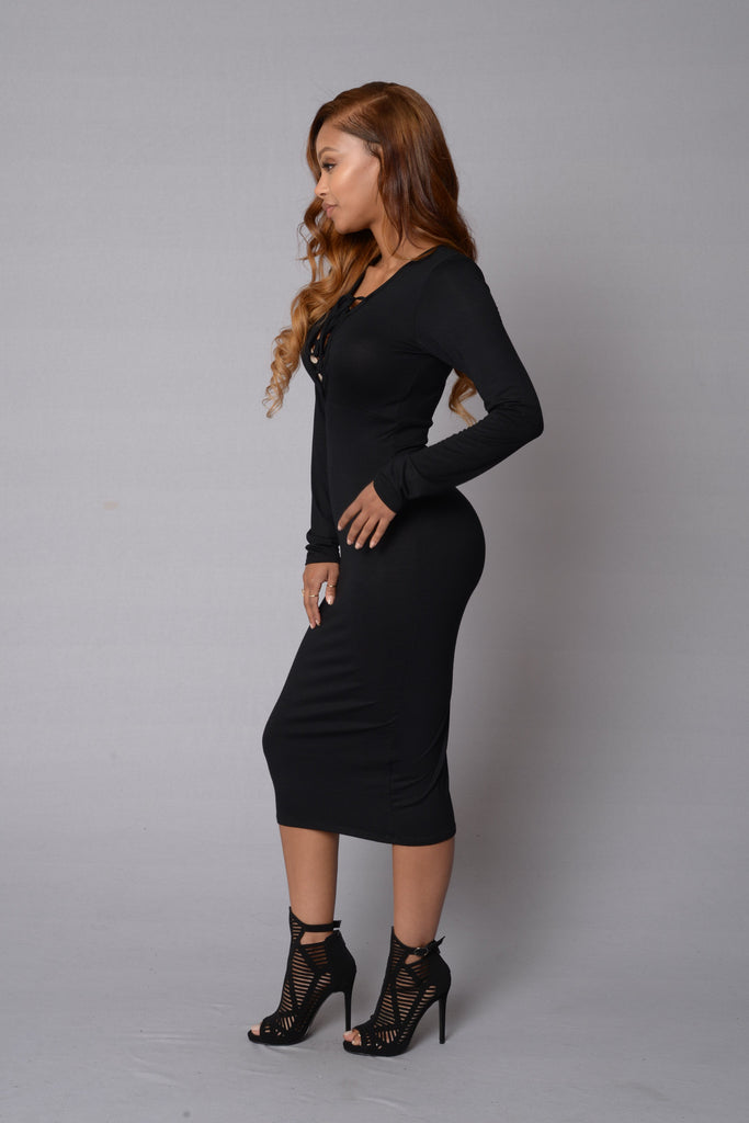 Kara Dress - Black
