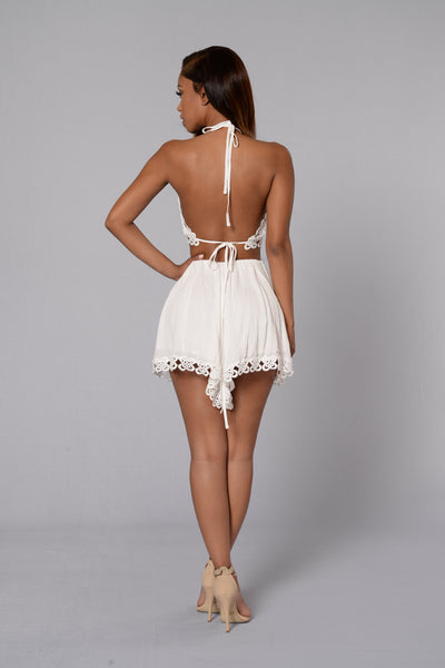 Soft Delight Short - White