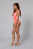 It's an Illusion Swimsuit - Coral