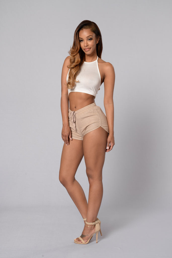Expedition Shorts - Khaki