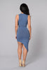 Malibu Dress - Dusty Blue