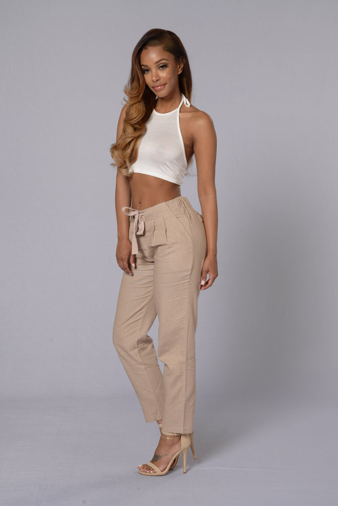 Exploration Pants - Khaki