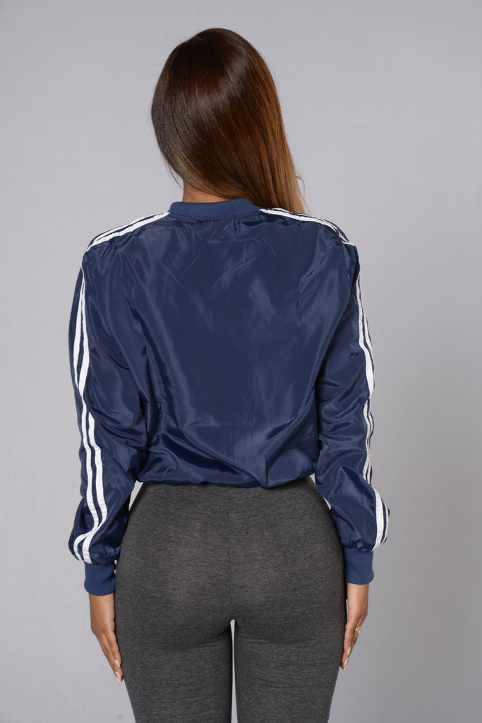 Colossal Jacket - Navy
