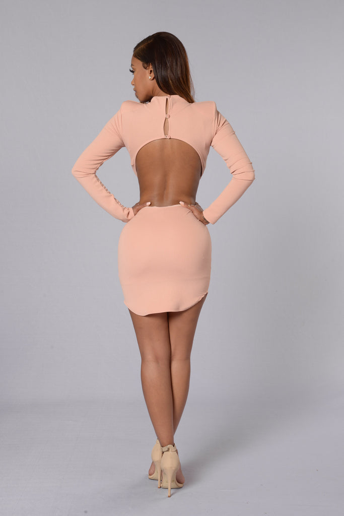 Molly Dress - Blush