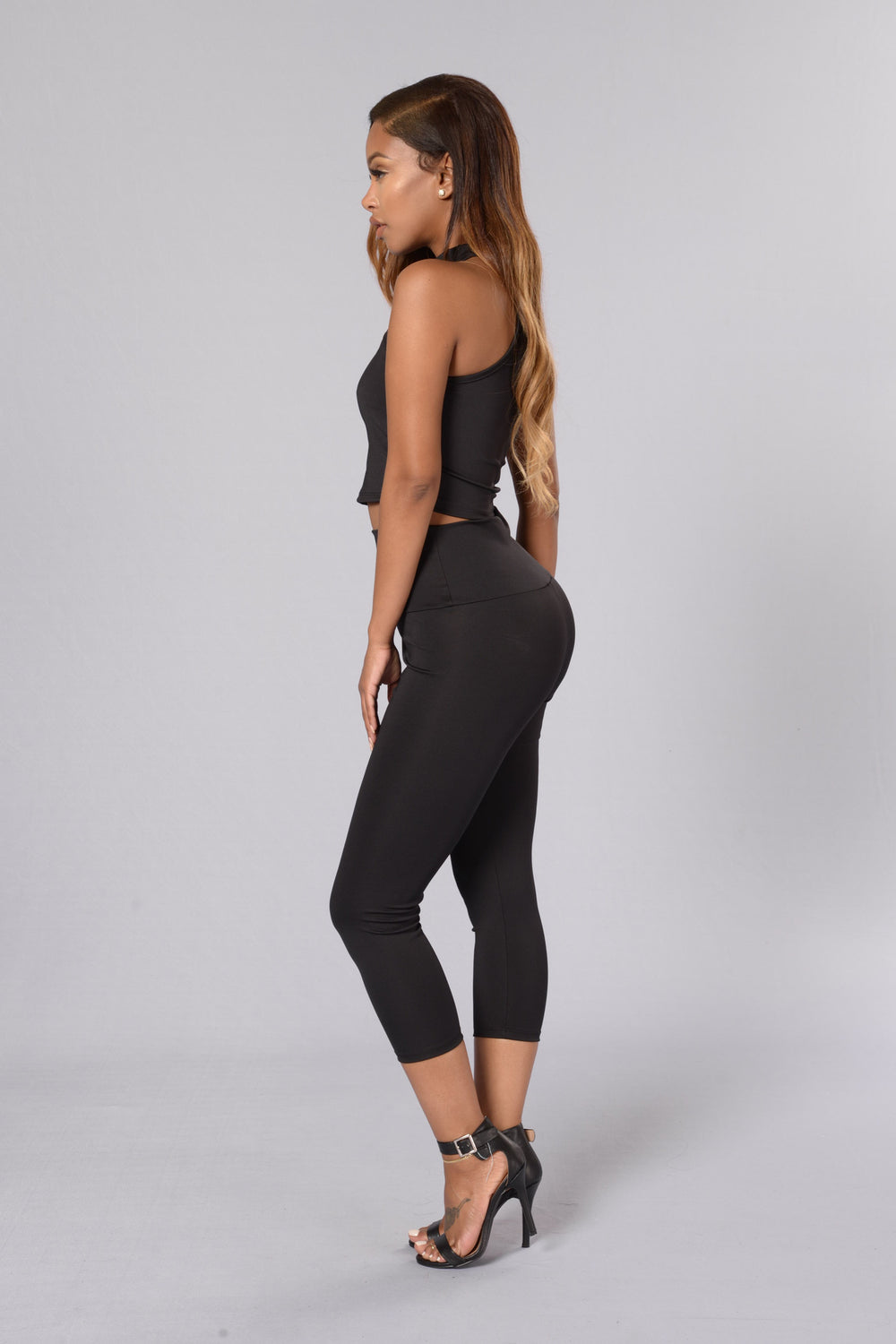 Second Skin Leggings - Black
