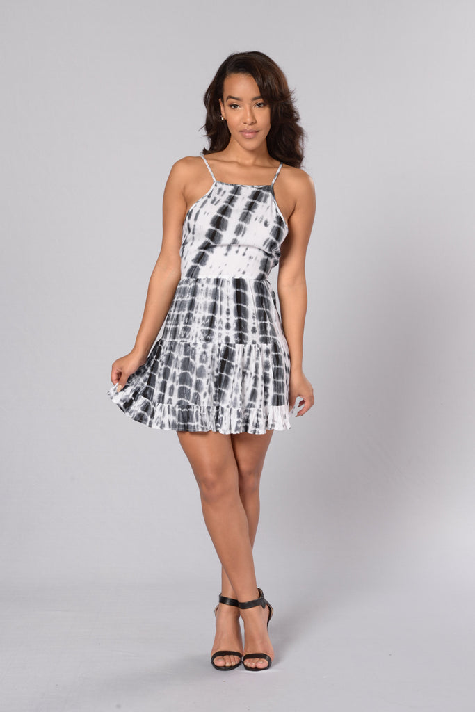 Freelove Dress - Black