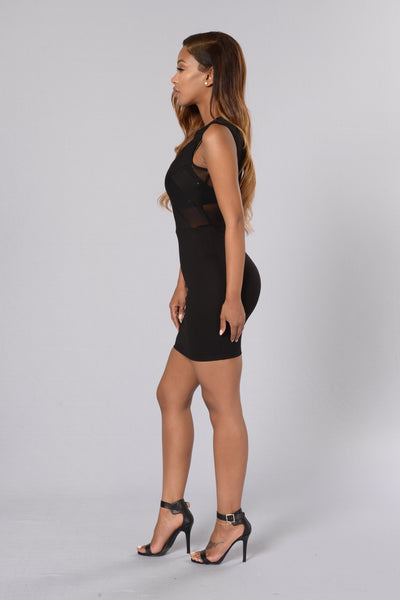 Sweetie Pie Dress - Black