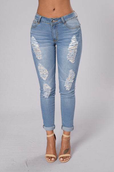 Road Trippin' Jeans