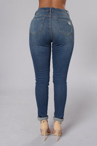 Oceanside Jeans - Medium Blue