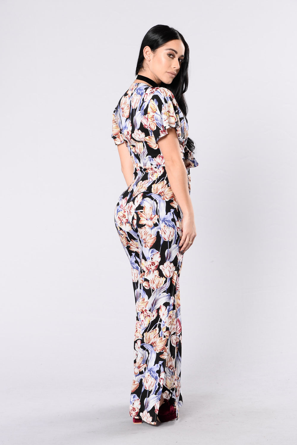 Higher Ground Jumpsuit - Black