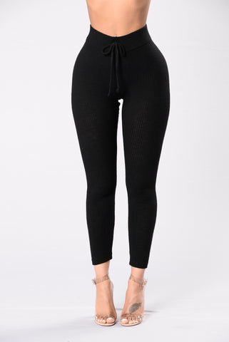 Wanderlust Legging - Black