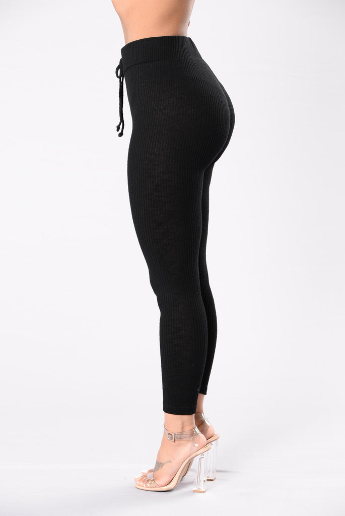 All-Black Leggings for women
