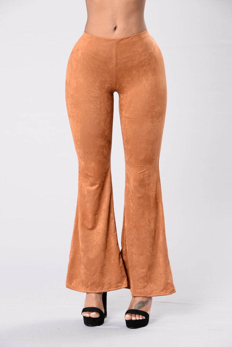Light My Fire Pants - Camel