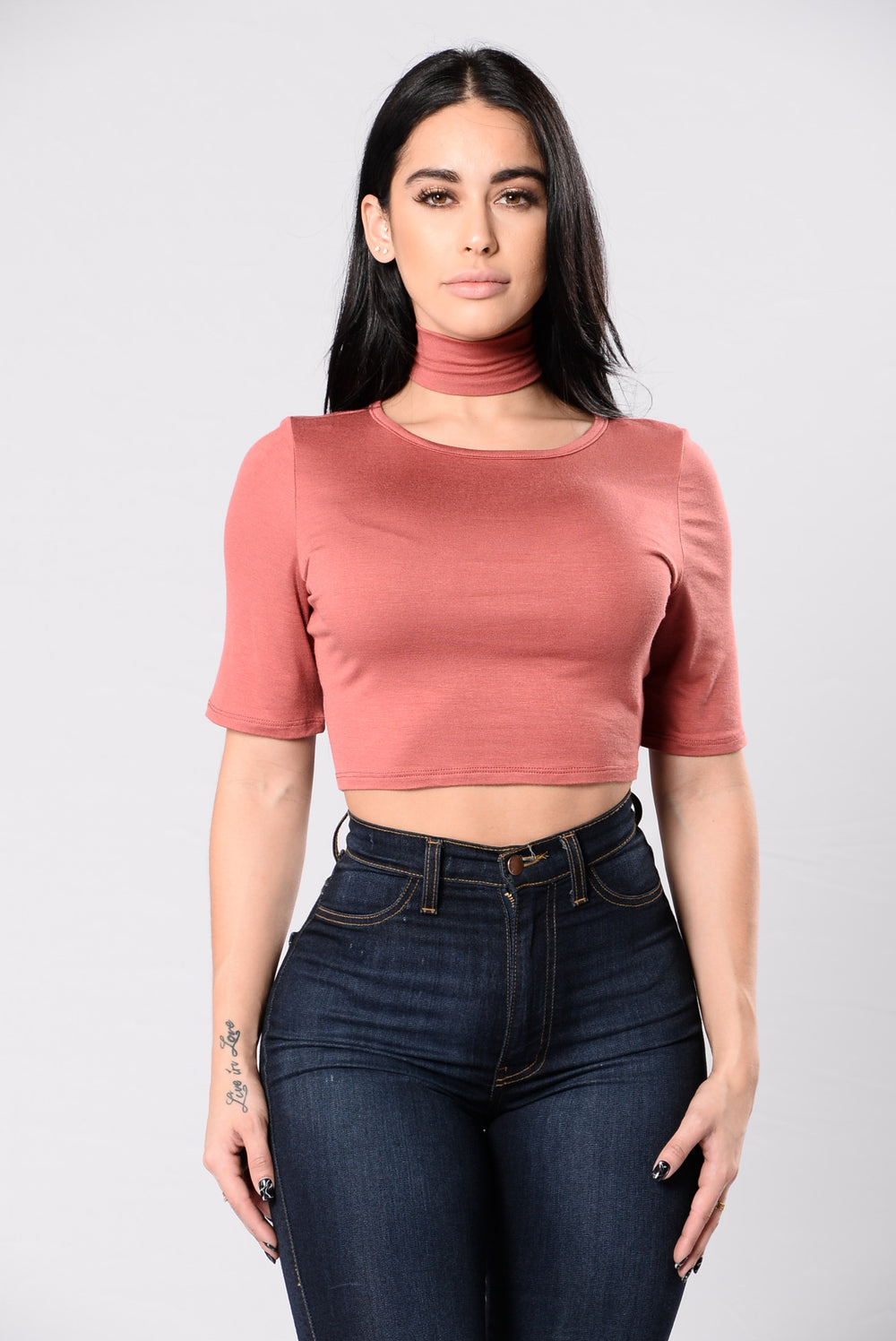Edge Out Top - Marsala