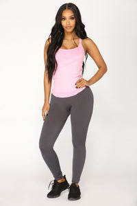 Miles Ahead Active Tank Top - Pink