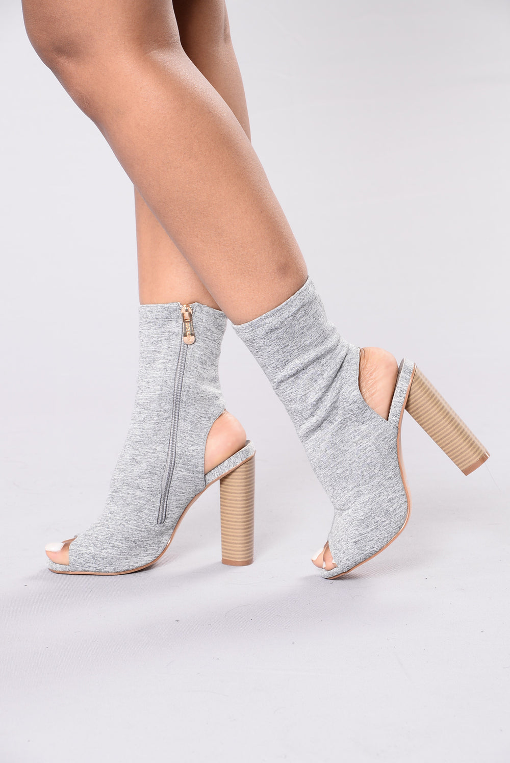 Kingdom Rise Boot - Grey