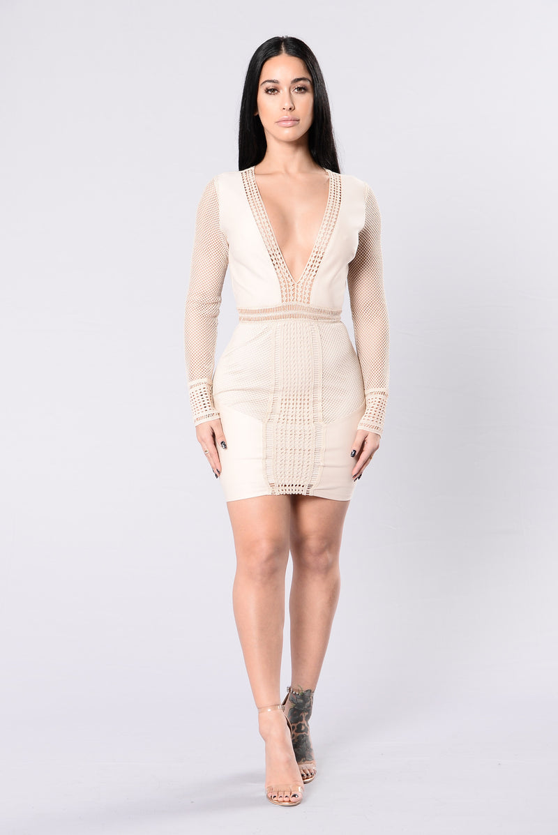 Better Vibes Dress - Ivory