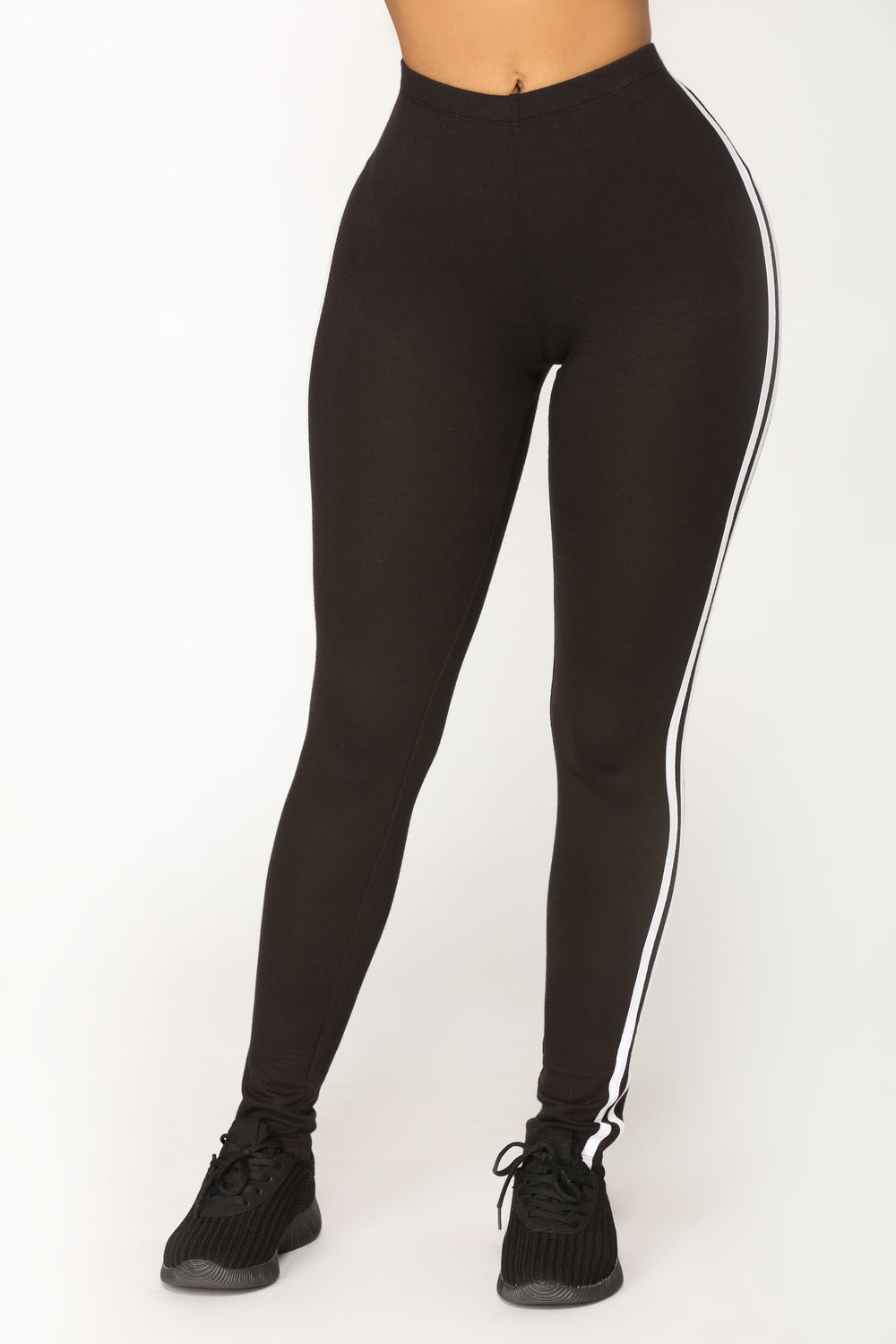 Kimmy Lounge Leggings - Black