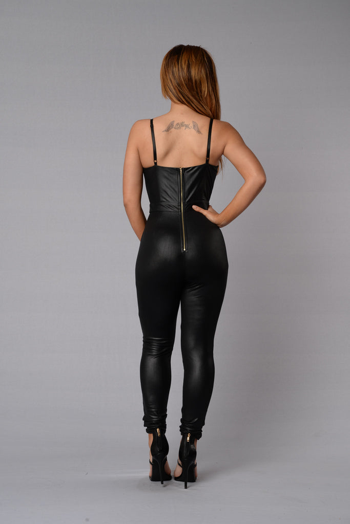 Rita Jumpsuit - Black