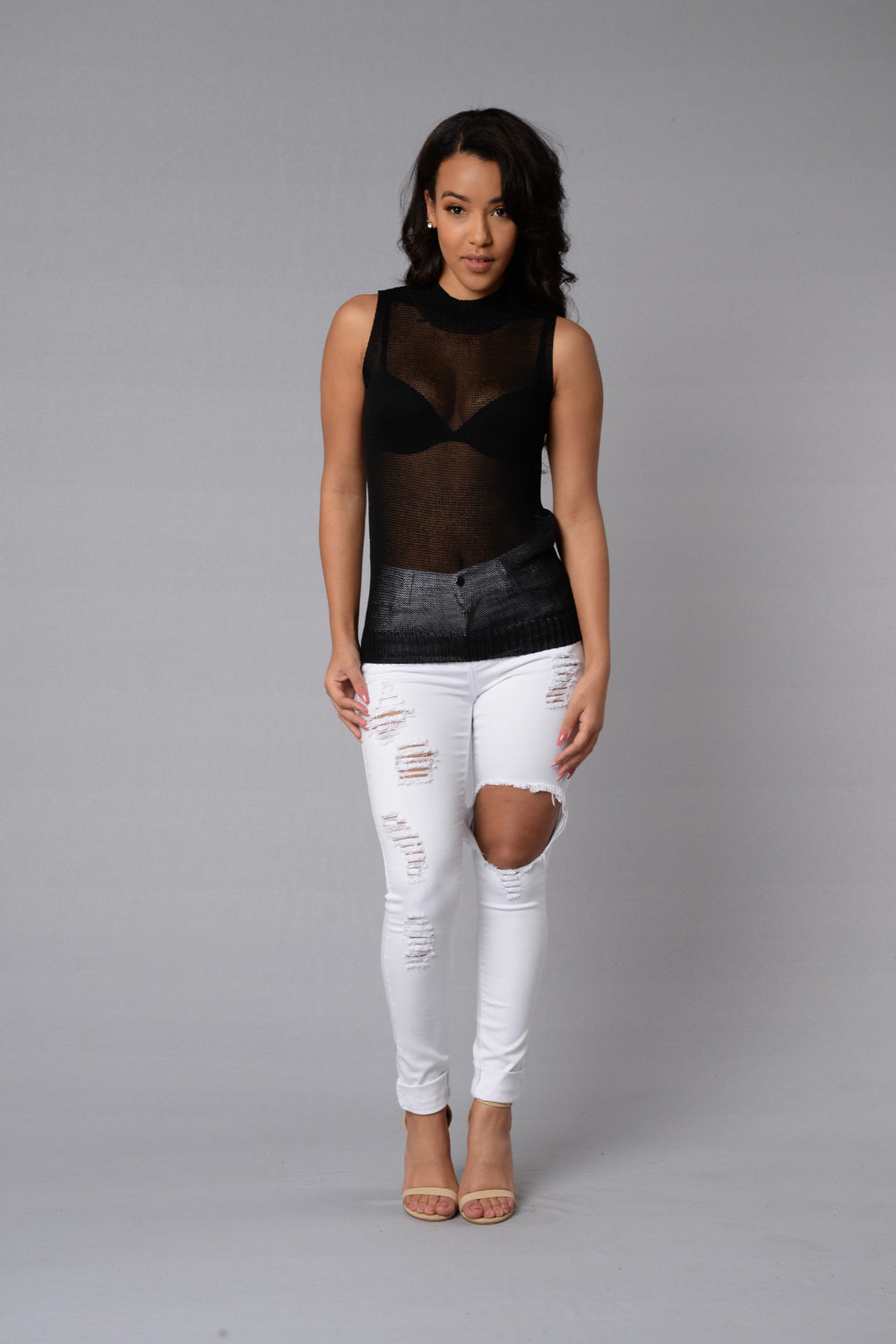 Melissa Top - Black