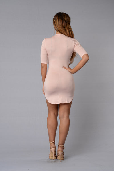 Make a Wish Dress - Blush