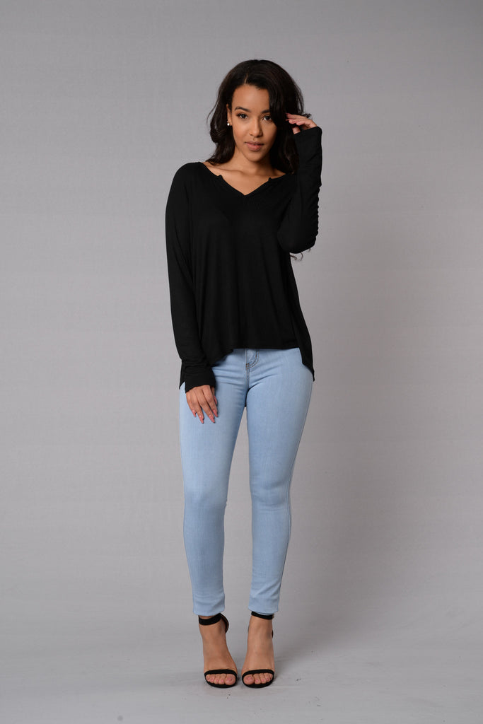 Jillian Top - Black