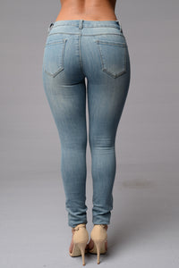 Lima Jeans - Light Blue Wash