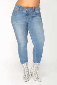 Carby Skinny Jeans - Medium