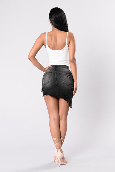 Daliah Skirt - Black
