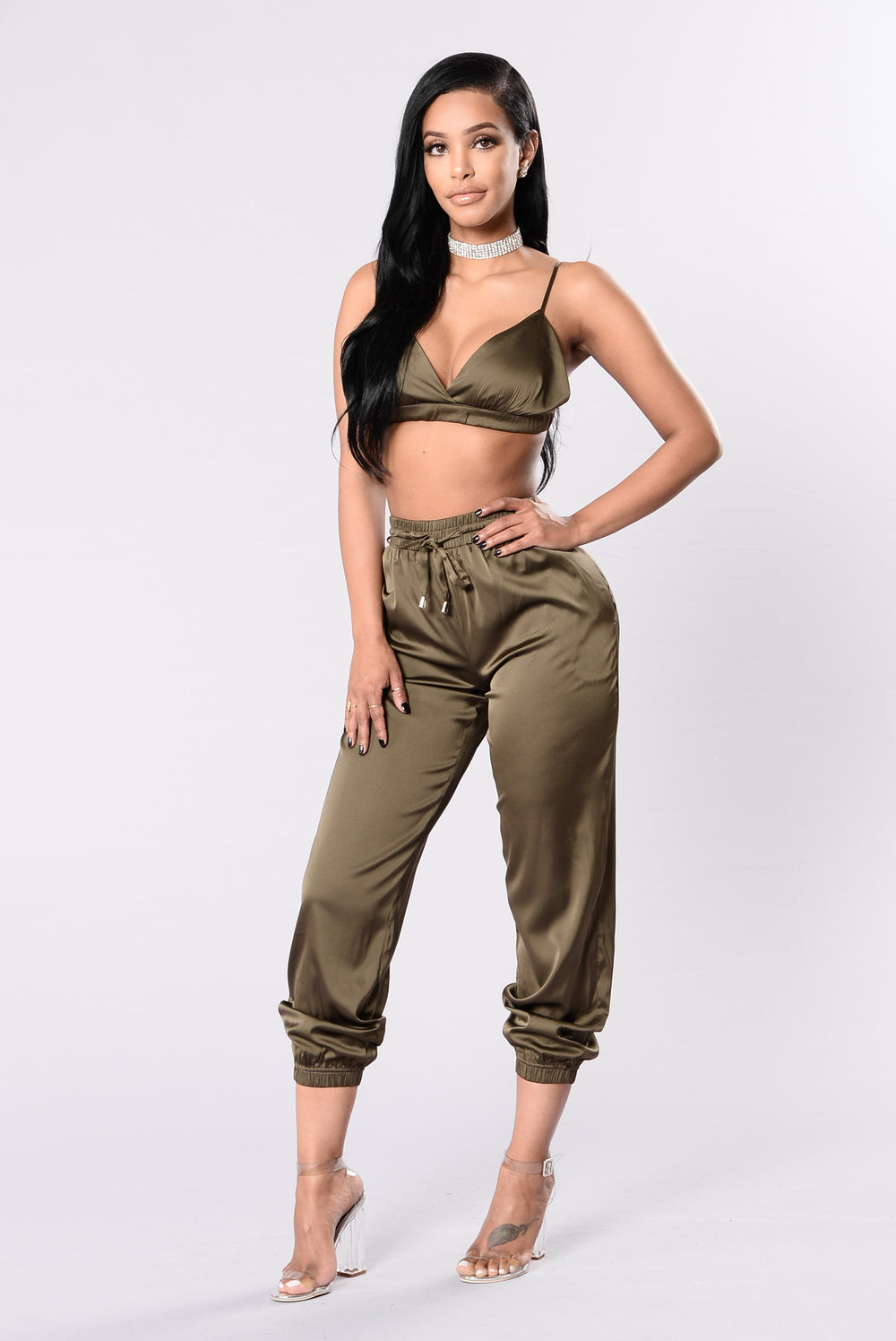 The Girl In Your Dreams Pants Fashion Nova