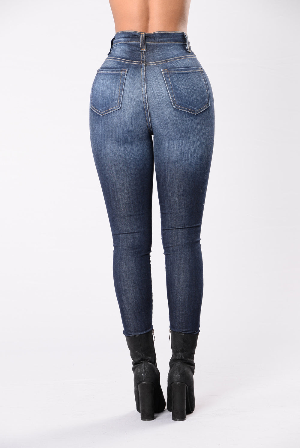 Kenzie Jeans - Dark Wash