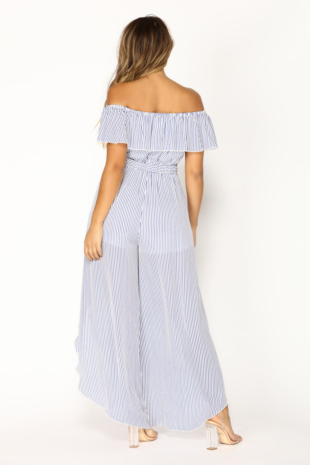 Mimosa Sunday Jumpsuit - Blue