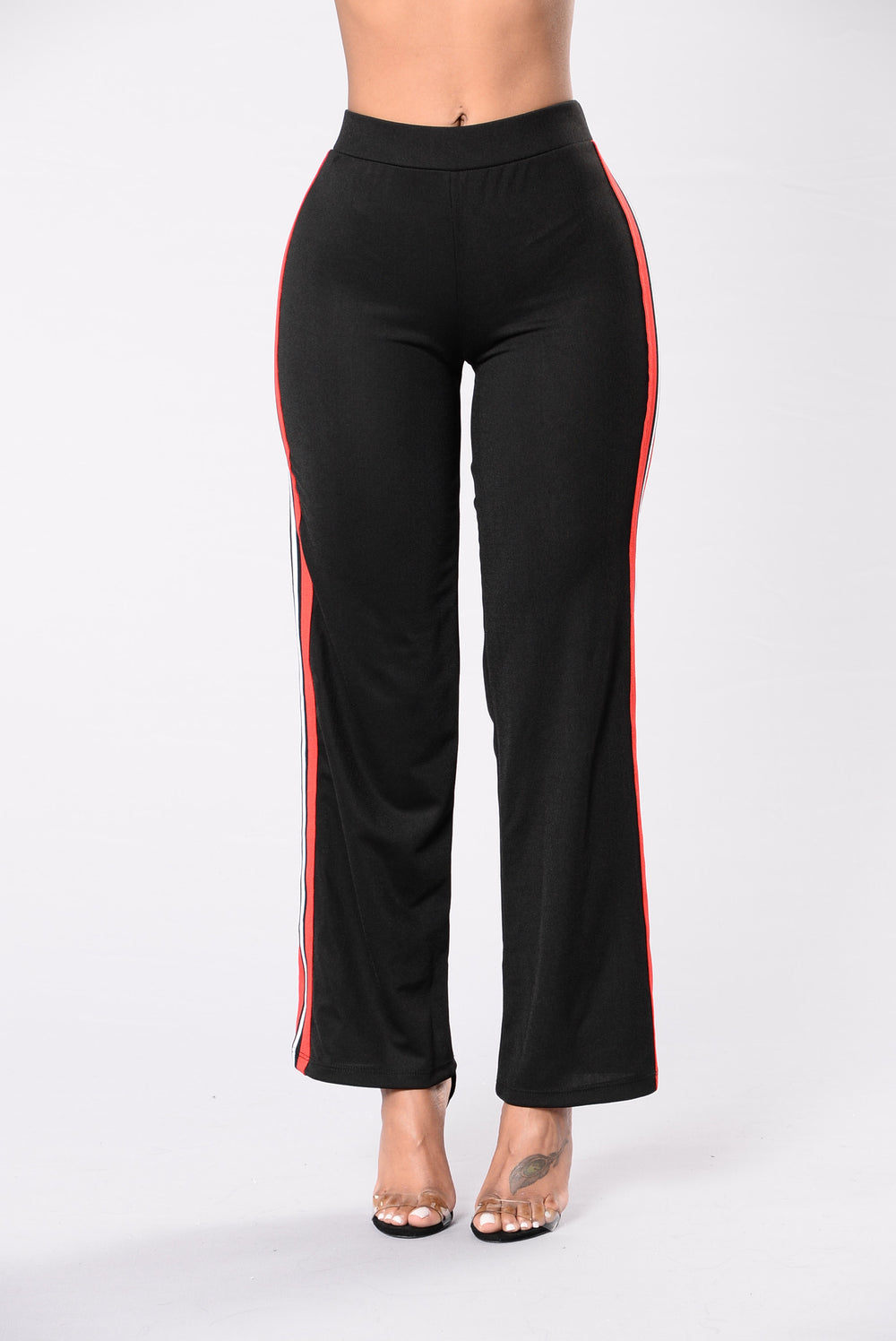 Steady Playing Pants - Black
