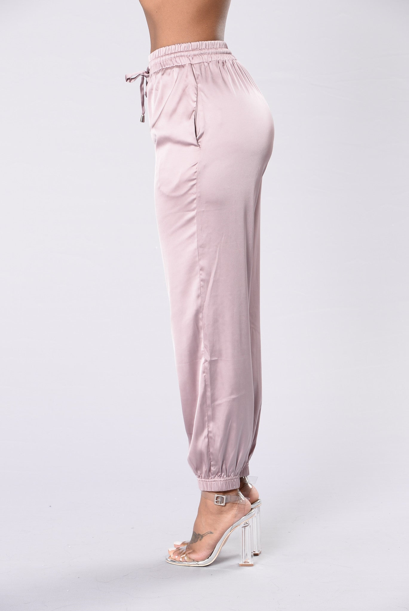 201357299cfe57 The Girl In Your Dreams Pants - Dark Rose